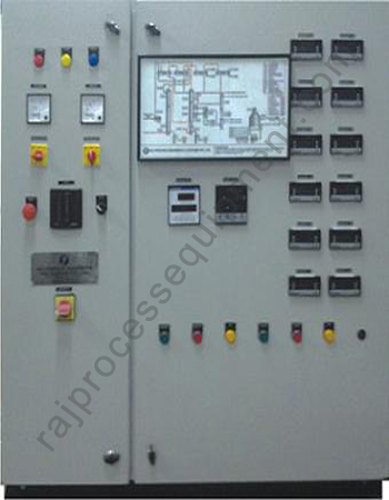 Instrument And Control Panels