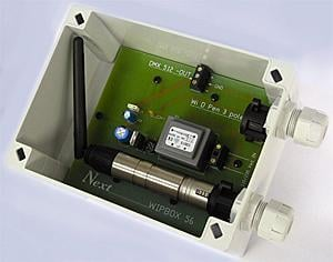 IP 56 BOX  for Wi D PEN
