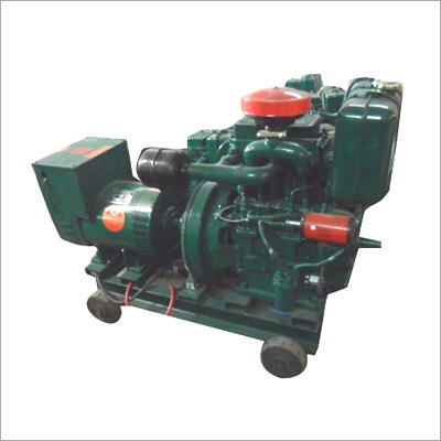 10kw Diesel Generator At Best Price In Bathinda Punjab Super Steel Industries