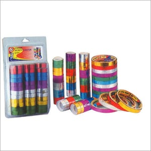 Decorative Colored Tapes