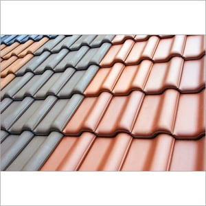 PVC Roofing clad