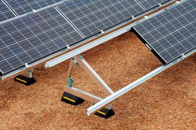 Adjustable Solar Panel Mounting Frame