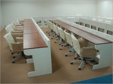 Classroom Interior Designing