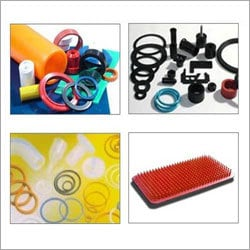 Silicone Rubber Moulding