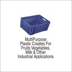 Multi Purpose Plastic Crate