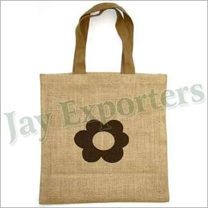 Crafted Jute Promotional Bags