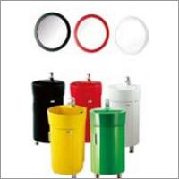 PVC Dustbin