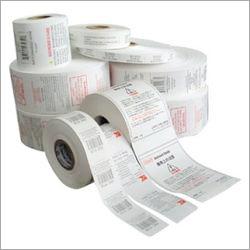 Pre Printed Self Adhesive Labels