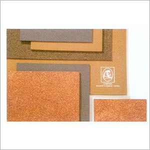 Synthetic Rubber Bonded Cork Sheet