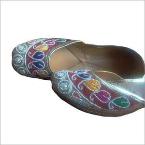 Colored Ladies Ballerina Shoes