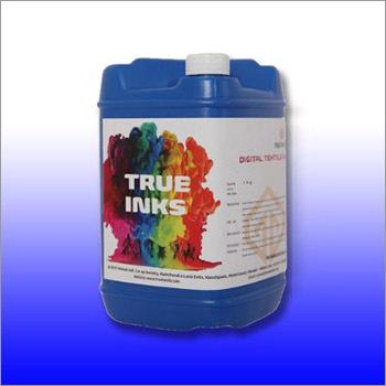 Blue Textile Inks