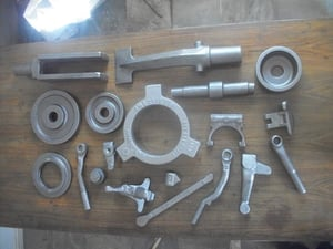 Forged Equipments
