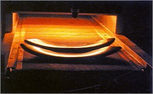 Lacquer Paint Curing Heating Oven