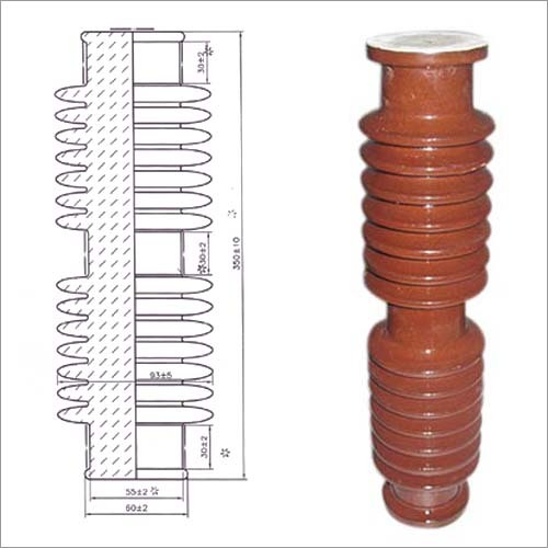 Porcelain Solid Core Insulator