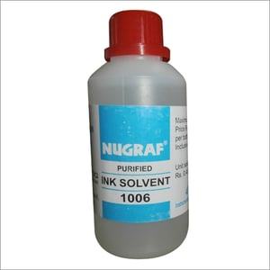 Purified Ink Solvent