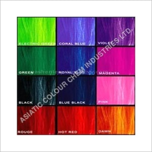 Water Based Dyes