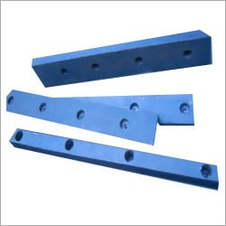 Steel Back Rubber Liners