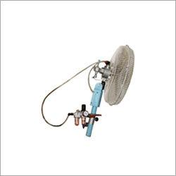 Wall Oscillation Air Fan