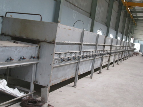 Industrial Roller Hearth Furnace