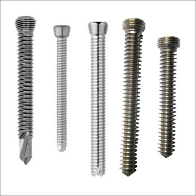 Locking Bone Screws