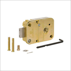 3 Wheel Combination Lock