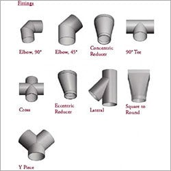 FRP Duct Fittings