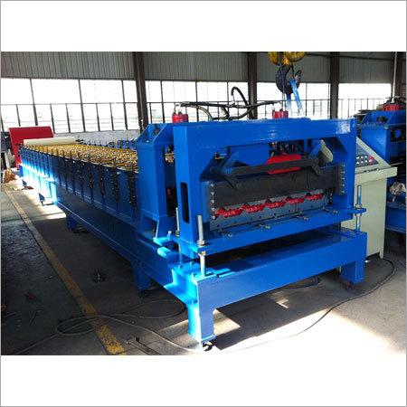 Glazed Steel Tile Forming Machine