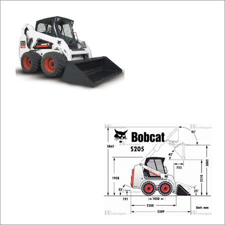 Turbo Skid Steer Loader