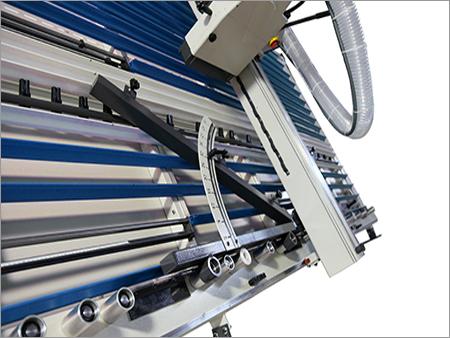 Composite Panel Grooving Machine