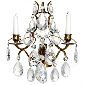 Wall Candle Sconces Chandelier