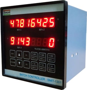 3 Channel Weight Indicator With Water Dispenser