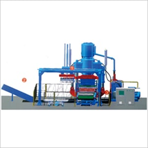 Fully Automatic Pallet Stacking Machine