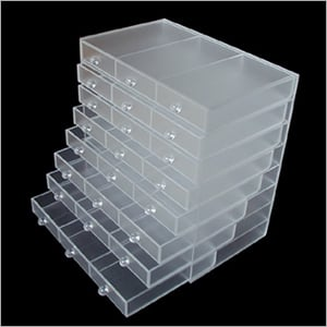 Glass Jewelry Display Boxes