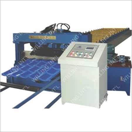 Sheet Forming Machine