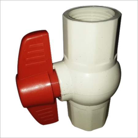 Industrial PVC Ball Valves