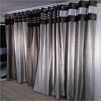 Jacquard Print Curtains
