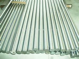 Crome Plated Rods