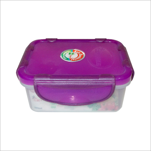 Plastic Airtight Food Containers