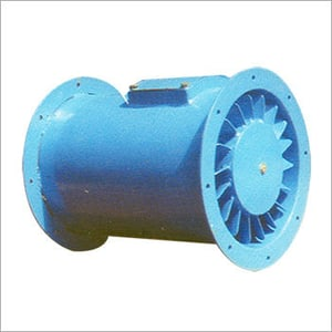Tube Axial Panel Cooling Fan