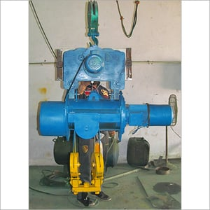 Portable Wire Rope Winches