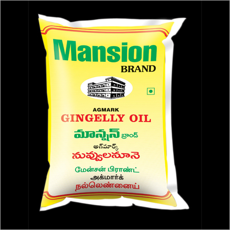 Mansion Brand Gingelly Oil