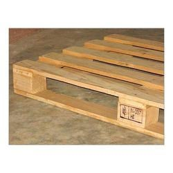 Heat Treatment of Wooden Packaging Material
