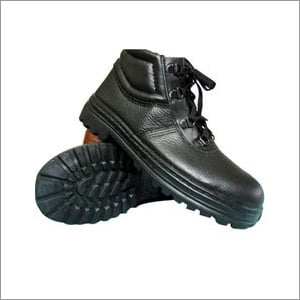 With Steel & Fibre Toe Shoes