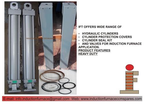 HYDRAULIC CYLINDERS & SPARES
