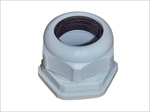 Straight Plastic Cable Gland