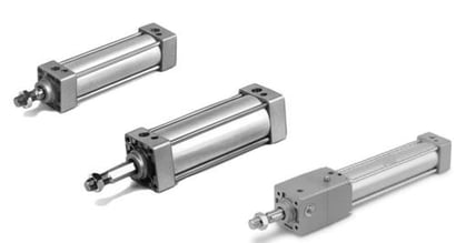 Tie Rod Pneumatic Cylinders