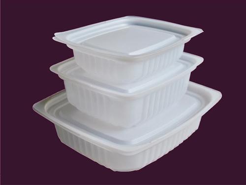 Plastic Disposable Sweet Box