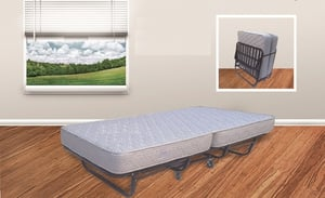 Roll Away Bed / Foldable Bed / Extra Bed