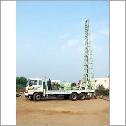 Portable Well Drill Rig