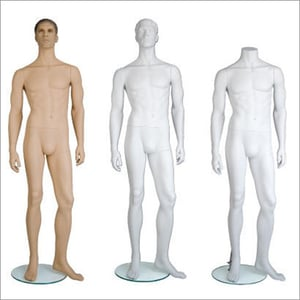 Abstract Male Mannequin
